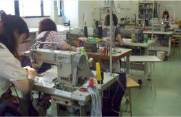 裁断・縫製img